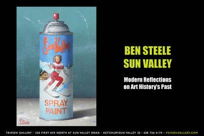 BEN STEELE SUN VALLEY