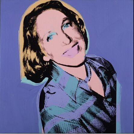 Andy Warhol, 'Jane Lang', 1976