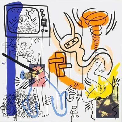 Keith Haring, 'APOCALYPSE VII', 1988