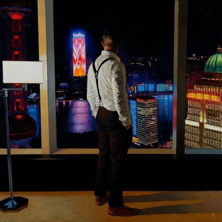 Iain Faulkner, 'Pudong Evening', 2018