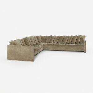 Joseph D'Urso, 'sectional sofa', 1980