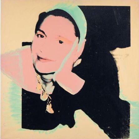 Andy Warhol, 'Portrait of Marie-Louise Jeanneret', 1974
