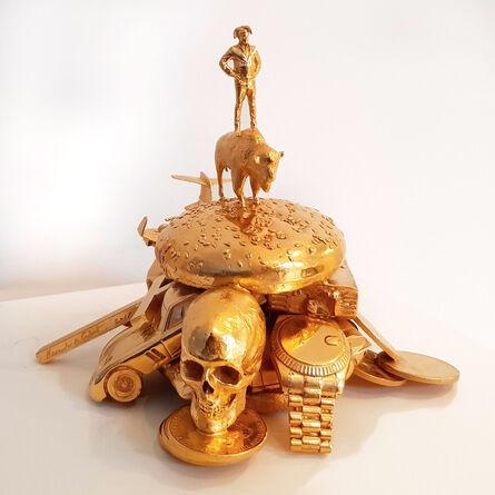 Alexander de Cadenet, 'Jester Burger II   ', 2018