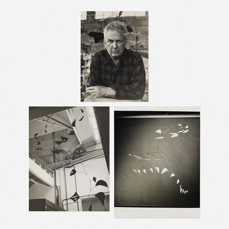 Herbert Matter, 'Untitled (Calder) (three works)'