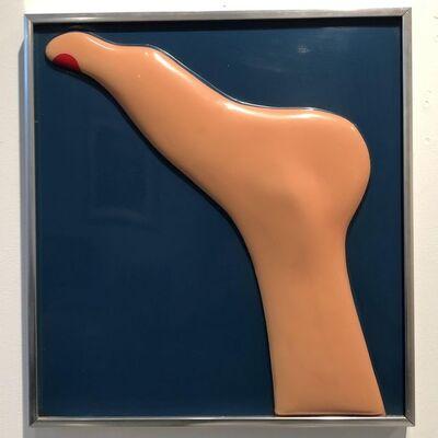 Tom Wesselmann, 'Seascape (Foot)', 1967