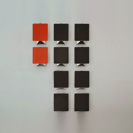 Charlotte Perriand, 'CP-1 Wall lamps'