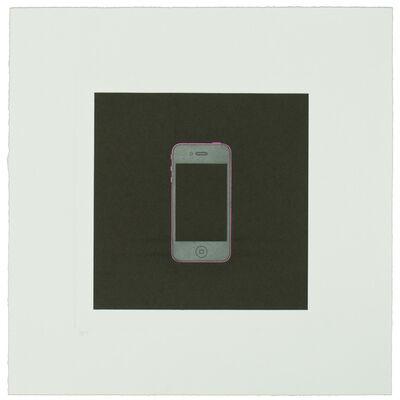 Michael Craig-Martin, 'The Catalan Suite I - iPhone', 2013