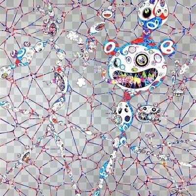 "Takashi Murakami, '""Chaos: Primordial Life""', 2017"