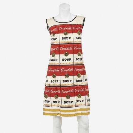 Andy Warhol, 'Souper Dress', c. 1965