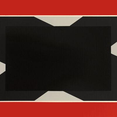 Don Voisine, 'Cross-Off', 2013