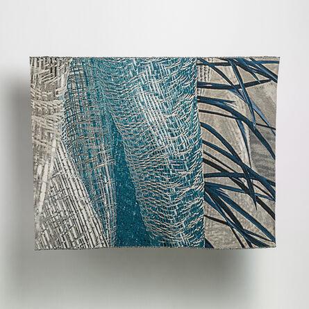 Michael Radyk, 'Blue Heron', 2017