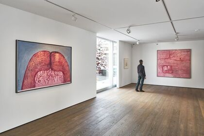 Philip Guston. Transformation