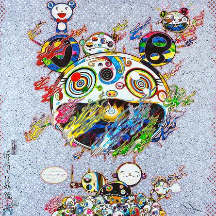 Takashi Murakami, 'CHAOS', 2016