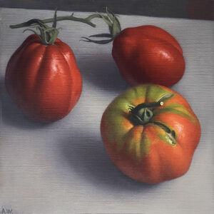 Amy Weiskopf, 'Tomatoes', 2018