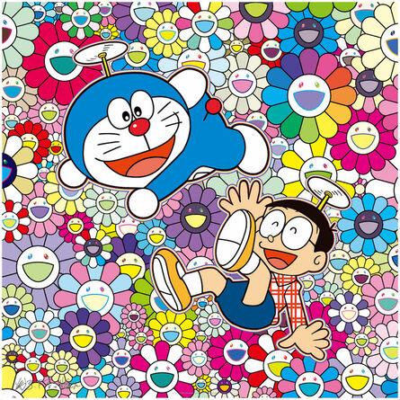 Takashi Murakami, 'It's interesting', 2020