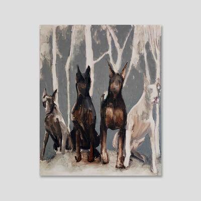 Tomas Harker, 'Guard Dogs', 2019