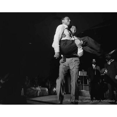 Art Shay, 'Dean & Frank, Las Vegas, 1961', 2017