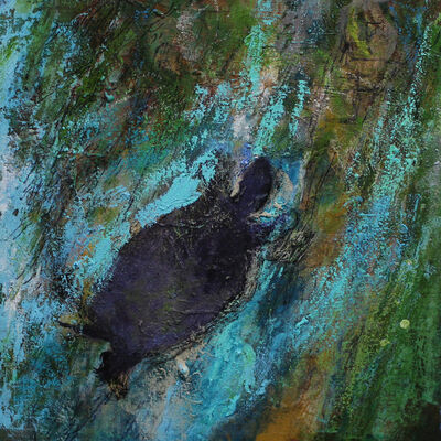 Margaret Ross Tolbert, 'Turtle at the Temple', 2018