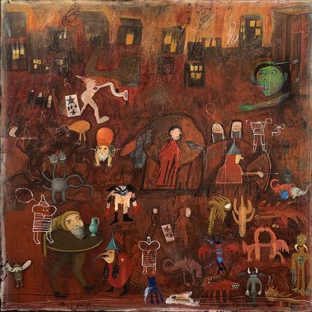 Armando Romero, 'Sin Título', 2018