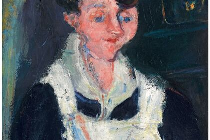 Chagall, Soutine and the School of Paris