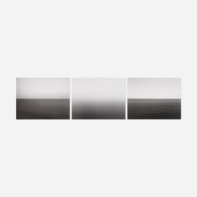 Hiroshi Sugimoto, 'three works from the Time Exposed portfolio', 1990-91