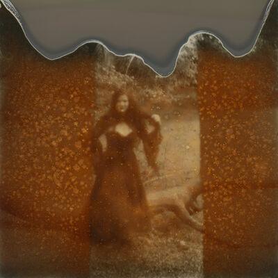 Julia Beyer, 'Listen To The Silence - Contemporary, Polaroid, Photograph, Figurative', 2017