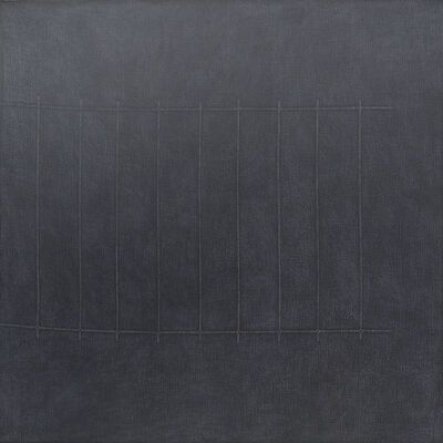 Edda Renouf, 'Thames-II, Twilight - Open Gate', 2012