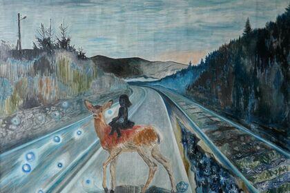 Olga Berezyuk. ON THE ROAD
