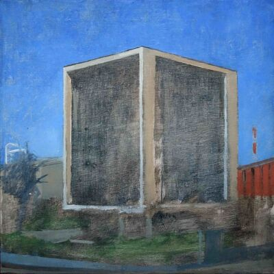Jean-Baptiste Marot, 'Limay Usine 2', 2017