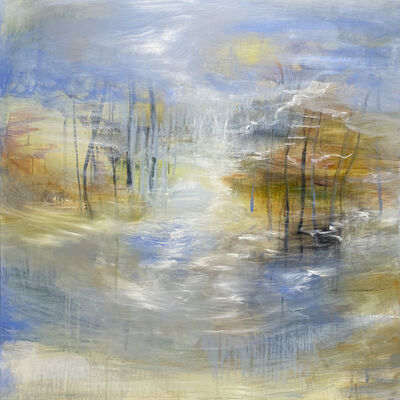 Kathy Buist, 'Afternoon Light Reflection', 21st Century