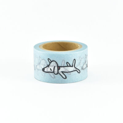 Yoshitomo Nara, 'Sleeping Pup Tape', 2010-2020