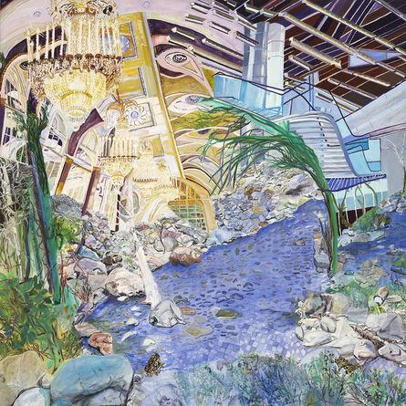 Olive Ayhens, 'Interior Wilderness', 2009-2010
