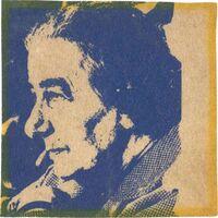 Andy Warhol, 'Golda Meir (Feldman/Schellman 153A)', 1973