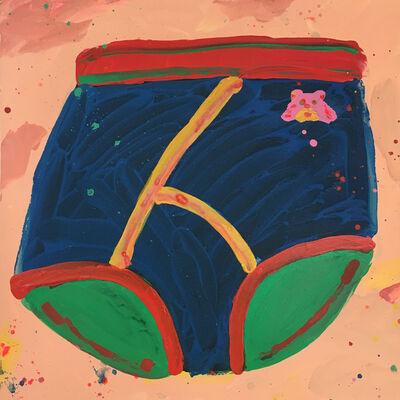 Misaki Kawai, 'Can Can Panty', 2017