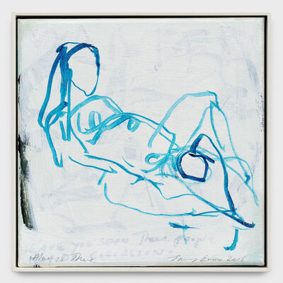 Tracey Emin, 'Always There', 2018