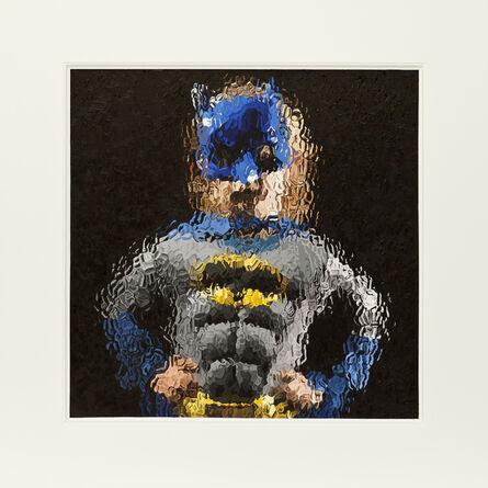 Marcus Harvey, 'Batman', 2012