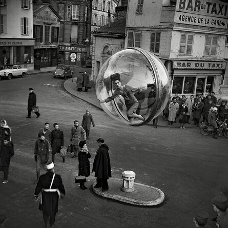 Melvin Sokolsky, 'Lumiere Street, Paris', 1963