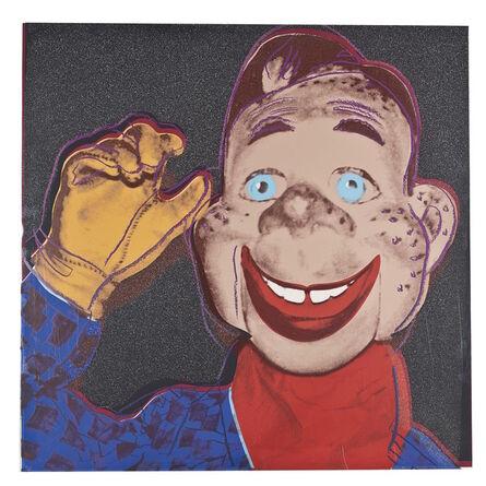Andy Warhol, 'Howdy Doody (FS II. 263)', 1981