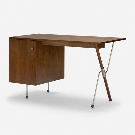 Greta Magnusson Grossman, 'desk', 1952