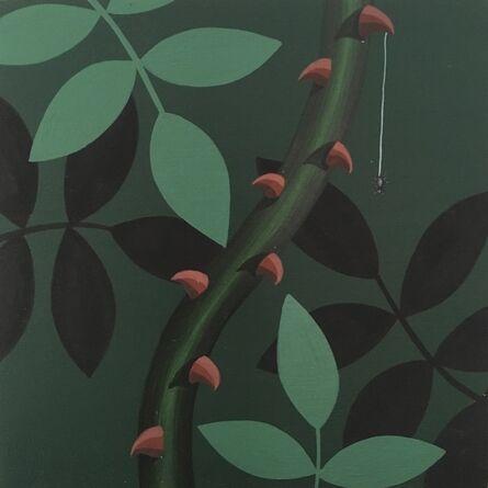John Garrett Slaby, 'Untitled (thorns)', 2018