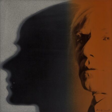 Andy Warhol, 'The Shadow, from Myths', 1981