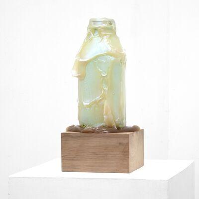 Joe Goode, 'Milk Bottle Sculpture 40', 2009
