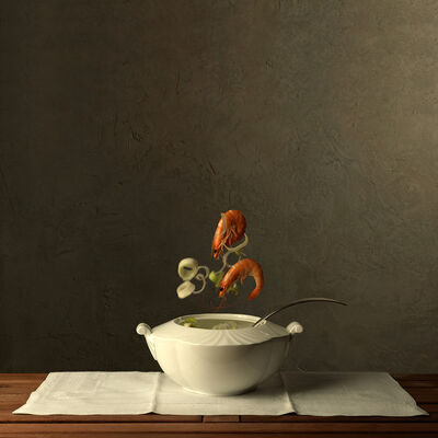Marie Cecile Thijs, 'Soup of the Day', 2013