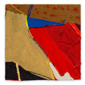 Anthony Frost, 'Doc at the Radar Station (Abstract painting)', 2012