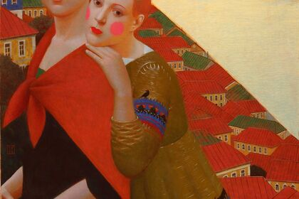 The Face of a Natural Force | Andrey Remnev Solo Exhibition | Rome