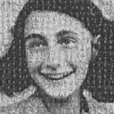 Robert Silvers, 'Anne Frank', 2017