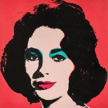 Andy Warhol, 'Liz', 1964