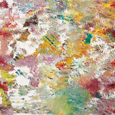 Park Yungnam, 'Landscape Against Blue Sky', 2008
