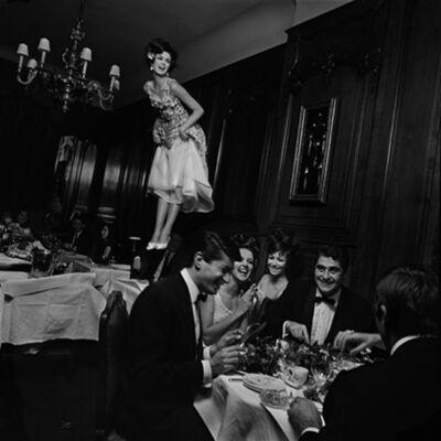 Melvin Sokolsky, 'Happarition, Paris', 1965