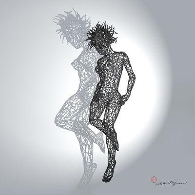 Moto Waganari, 'Woman Dance', 2016